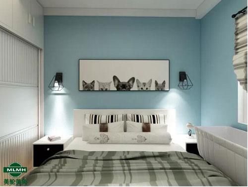美轮美奂艺术壁材防潮固胶漆小细纹现代简约案例