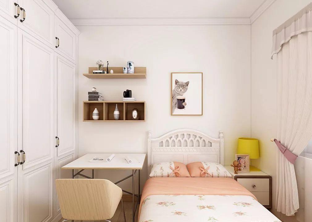 美轮美奂告诉你,儿童房的设计要合理!